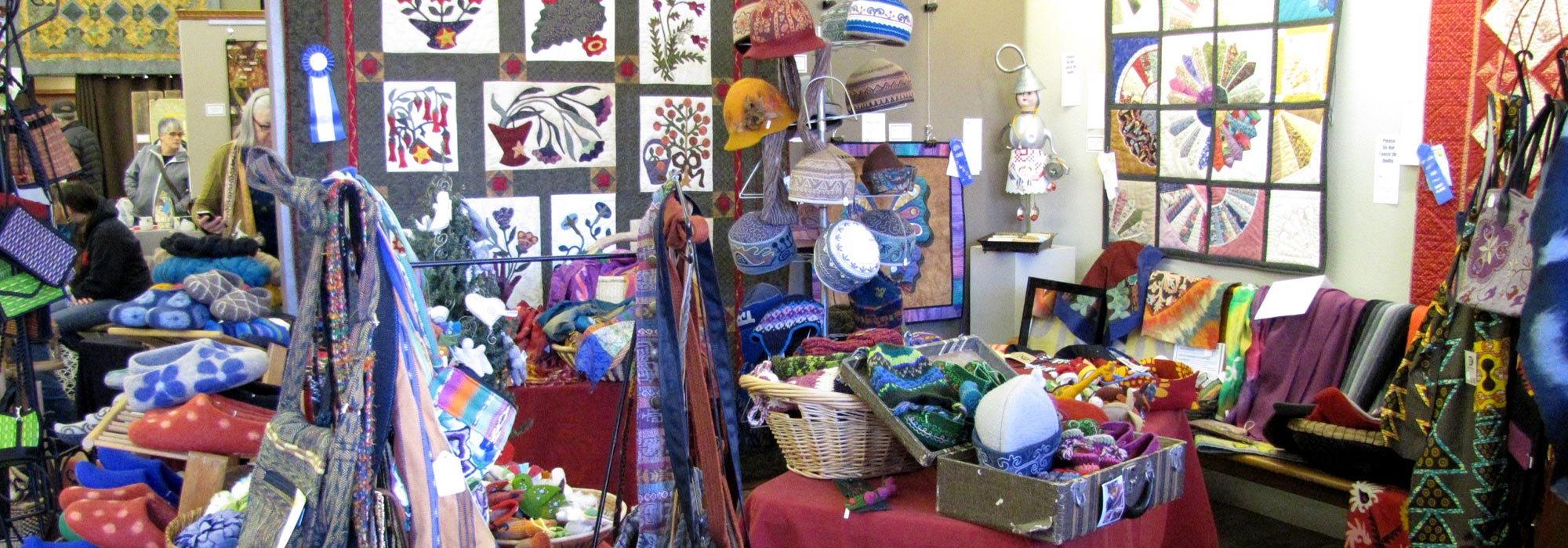 Fiber Arts Show & Workshops